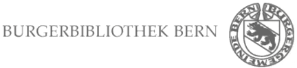 Logo Bern, Burgerbibliothek